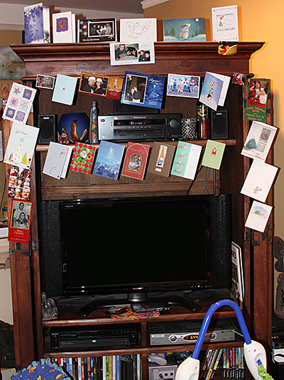 Lotta Christmas Cards